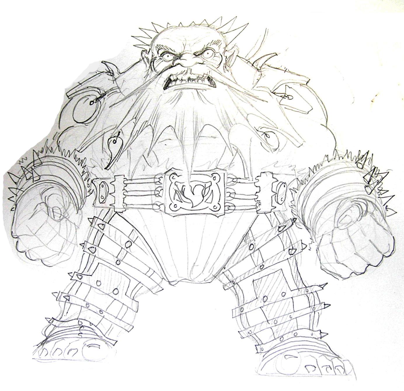 Kings Of War coloring #1, Download drawings