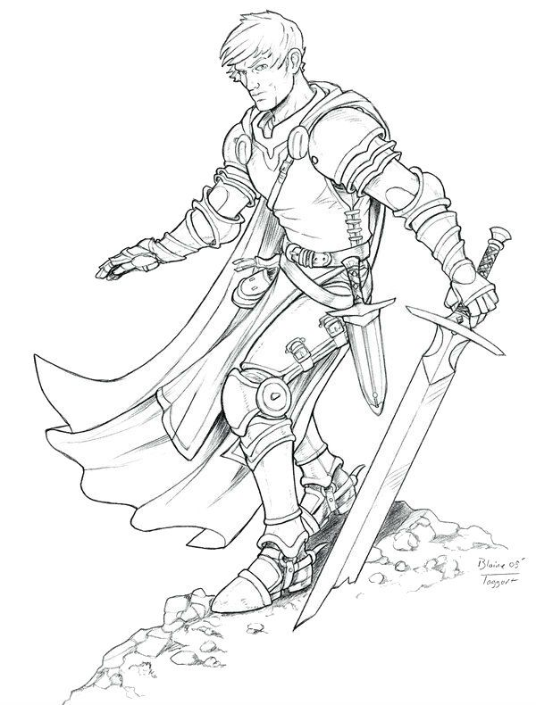 Kings Of War coloring #16, Download drawings