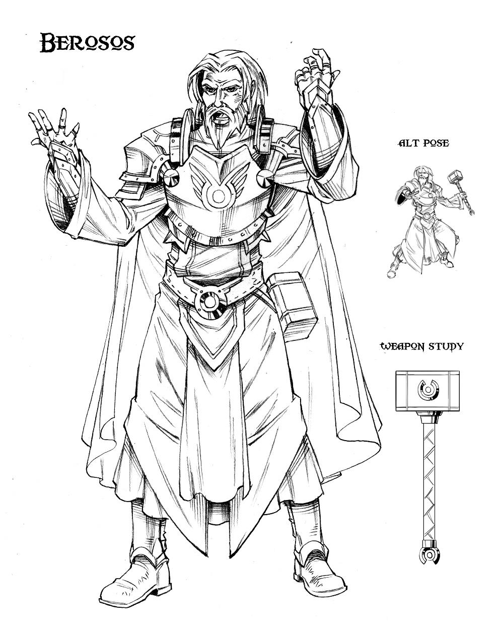 Kings Of War coloring #7, Download drawings