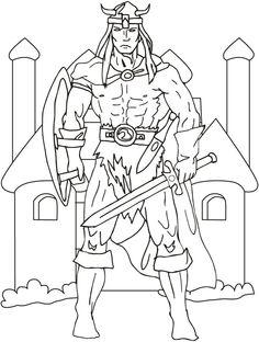 Kings Of War coloring #14, Download drawings