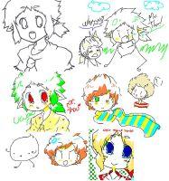 Kiraga coloring #12, Download drawings
