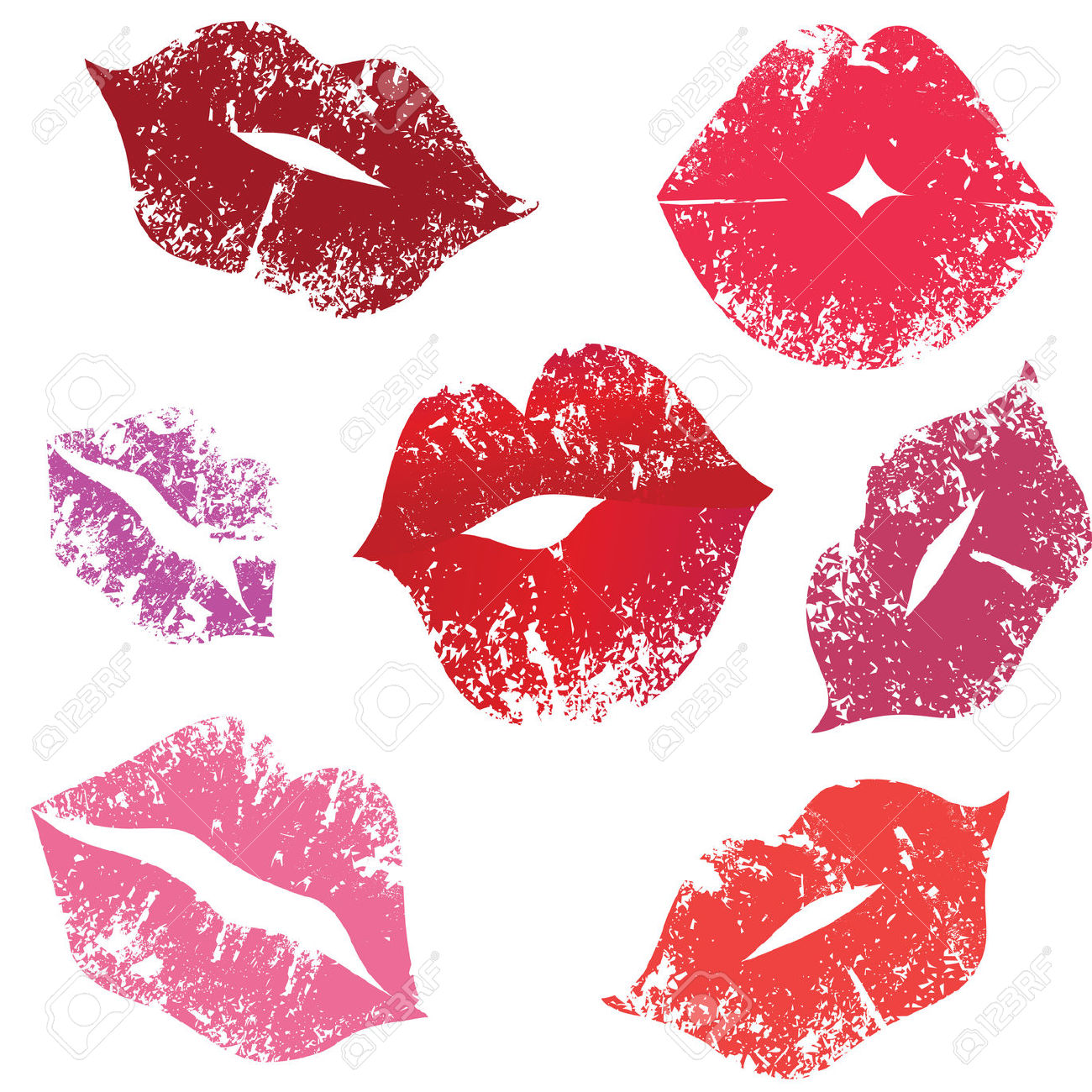 Kiss clipart #1, Download drawings