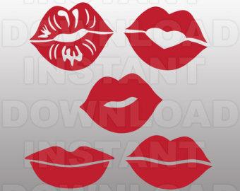 Kiss svg #11, Download drawings