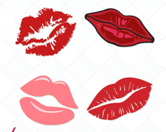 Kissing svg #5, Download drawings