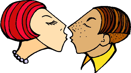 Kissing clipart #12, Download drawings