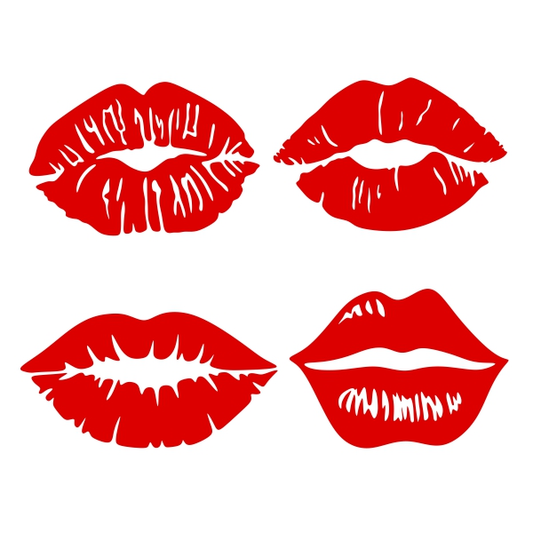Kissing svg #10, Download drawings