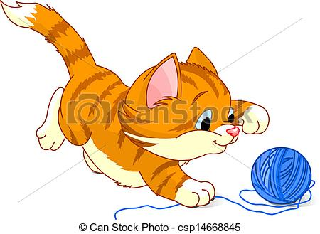Kitten clipart #1, Download drawings