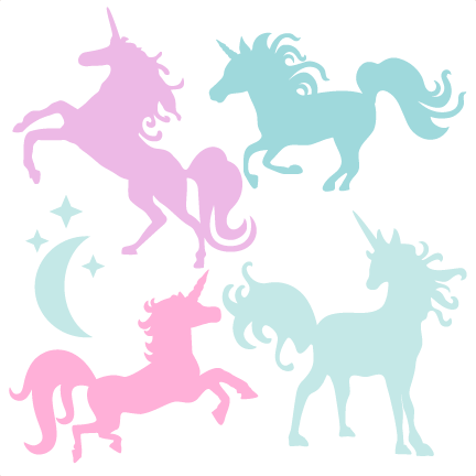Unicorn svg #3, Download drawings