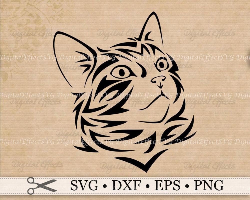 Kitten svg #14, Download drawings