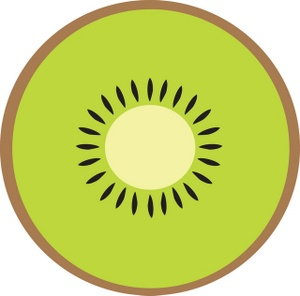 Kiwi clipart #6, Download drawings