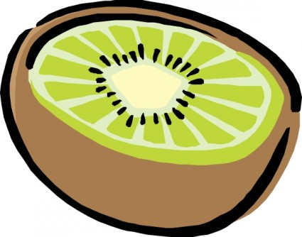 Kiwi clipart #13, Download drawings