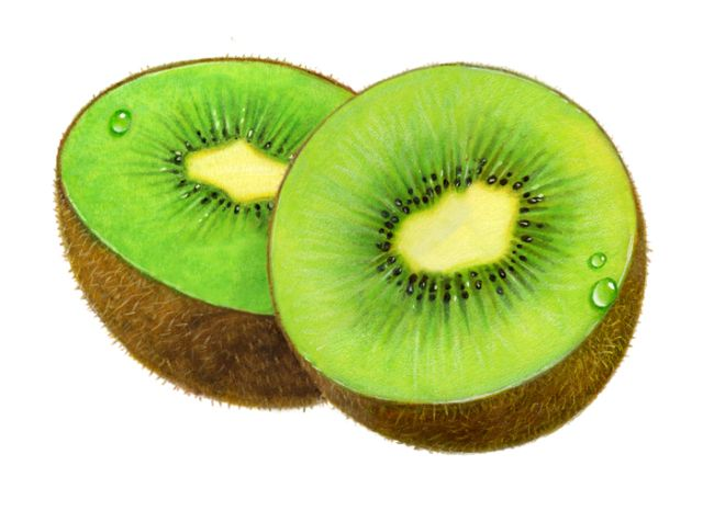 Kiwi clipart #7, Download drawings
