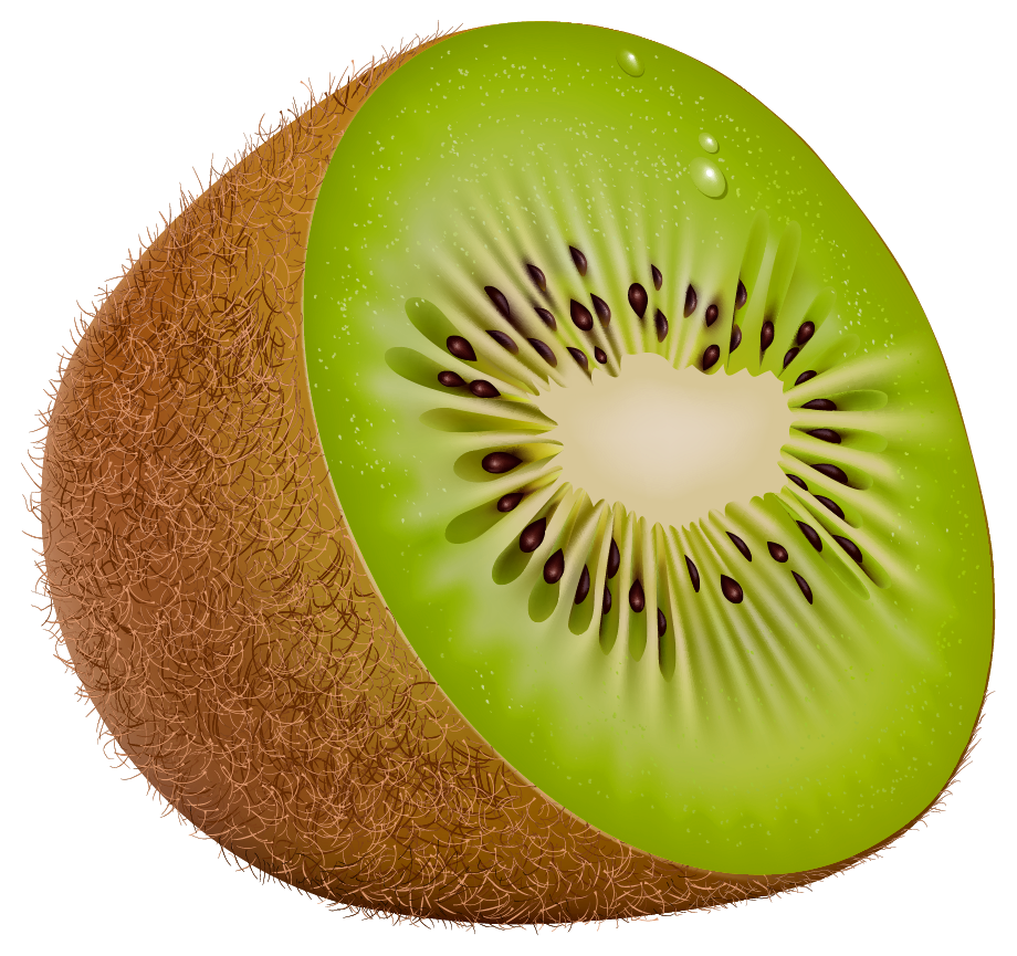 Kiwi clipart #3, Download drawings