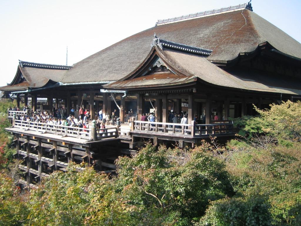 Kiyomizu-dera svg #1, Download drawings