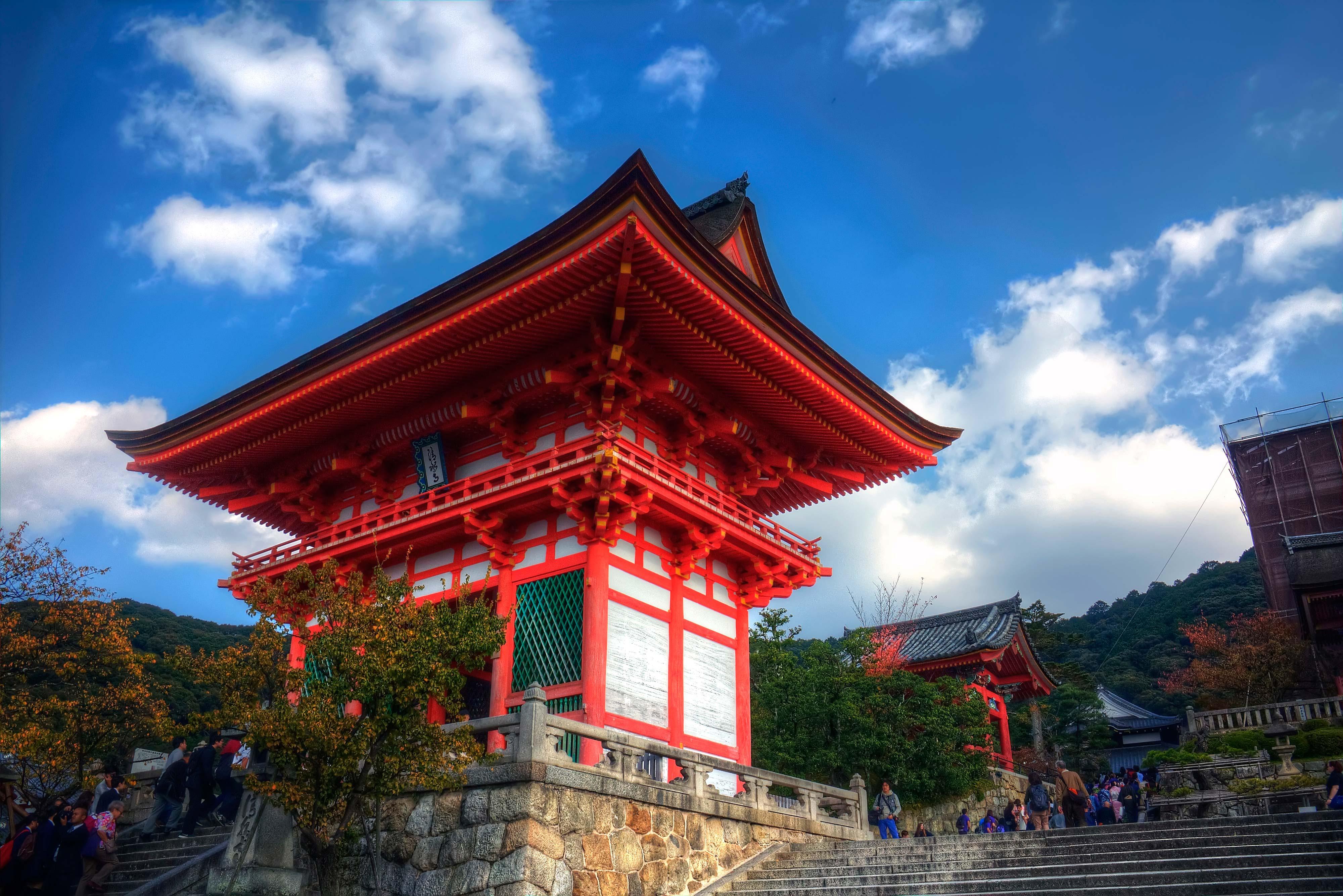 Kiyomizu-dera svg #6, Download drawings