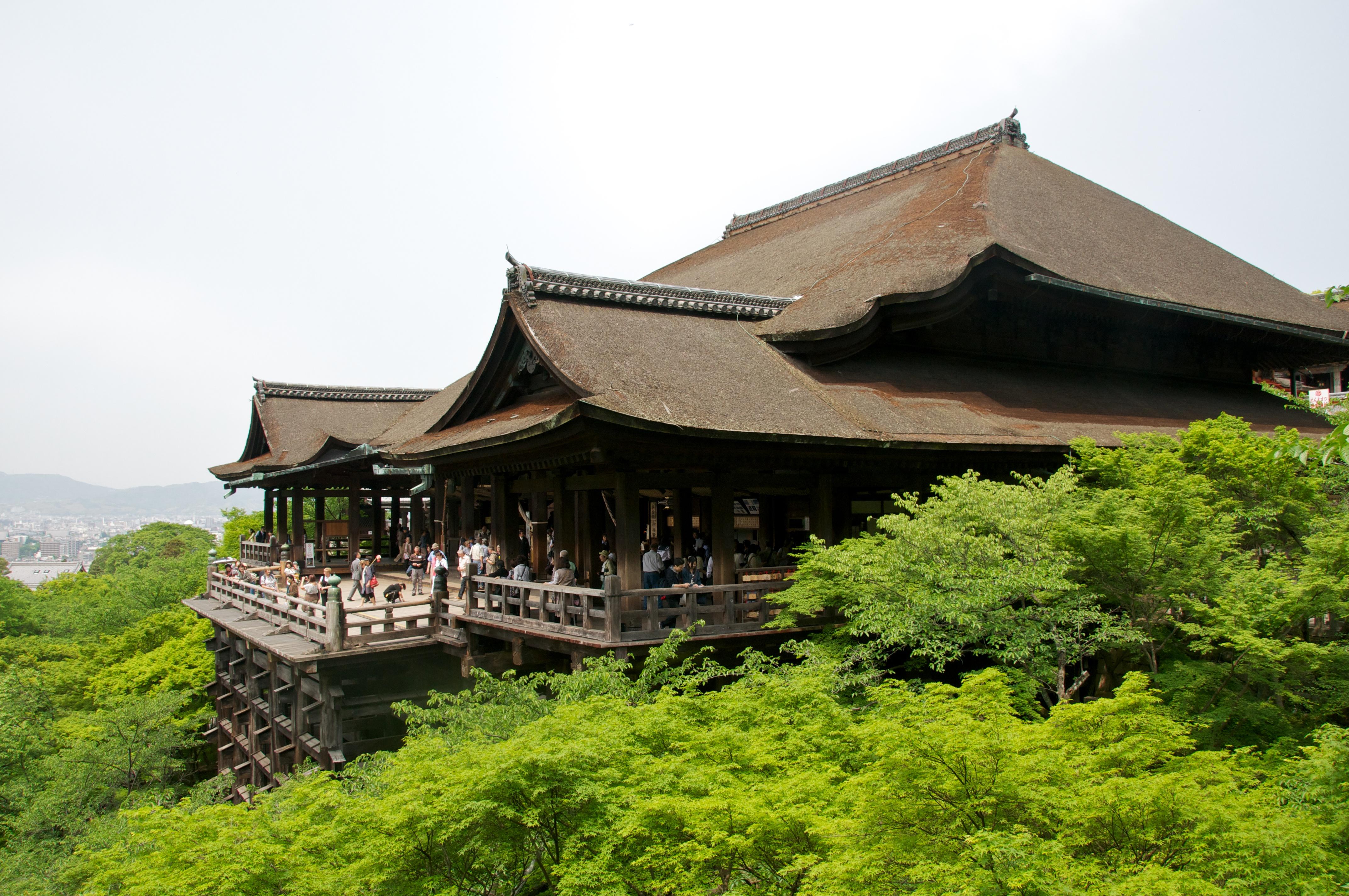 Kiyomizu-dera svg #13, Download drawings