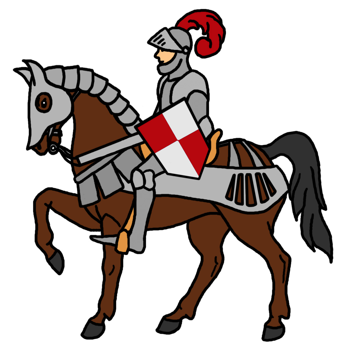 Knight clipart #7, Download drawings