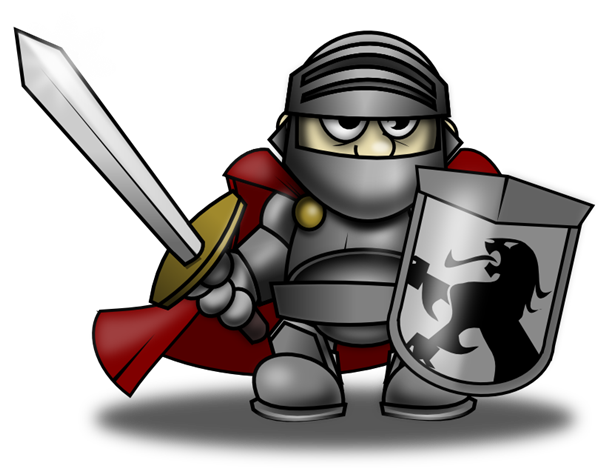 Knight clipart #4, Download drawings