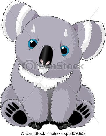 Koala Bear clipart #2, Download drawings