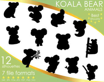 Koala Bear svg #11, Download drawings