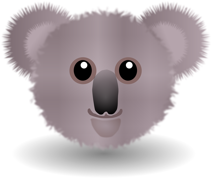 Koala Bear svg #2, Download drawings