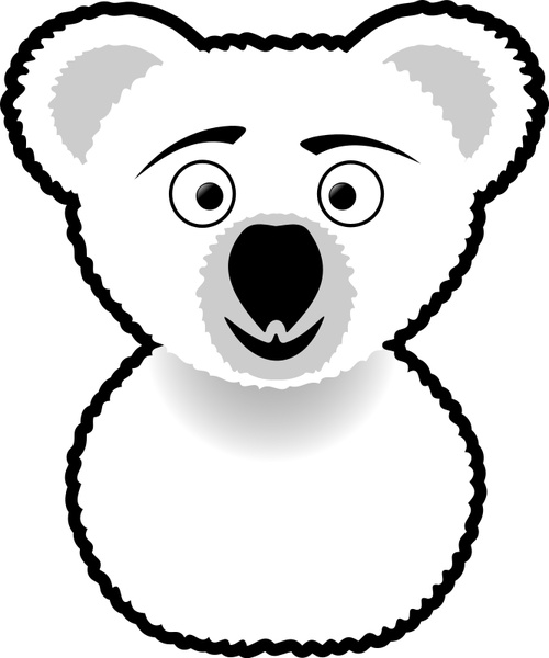 Koala Bear svg #6, Download drawings