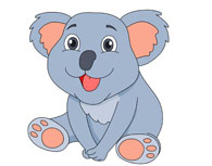 Koala clipart #11, Download drawings