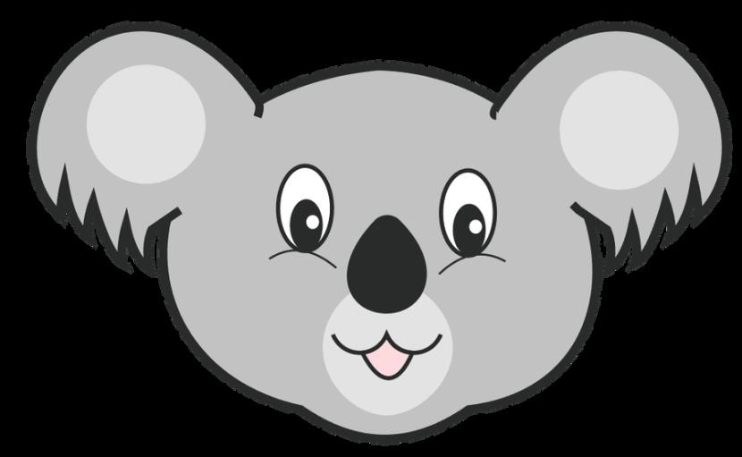 Koala clipart #2, Download drawings