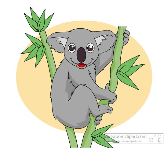 Koala clipart #6, Download drawings