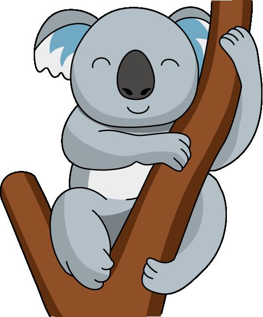 Koala clipart #3, Download drawings