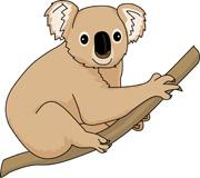 Koala clipart #17, Download drawings