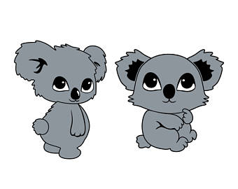 Koala Bear svg #4, Download drawings
