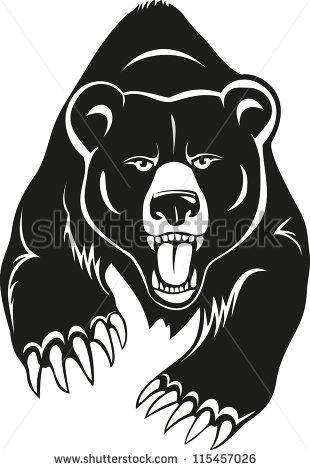 Kodiak Bear clipart #5, Download drawings