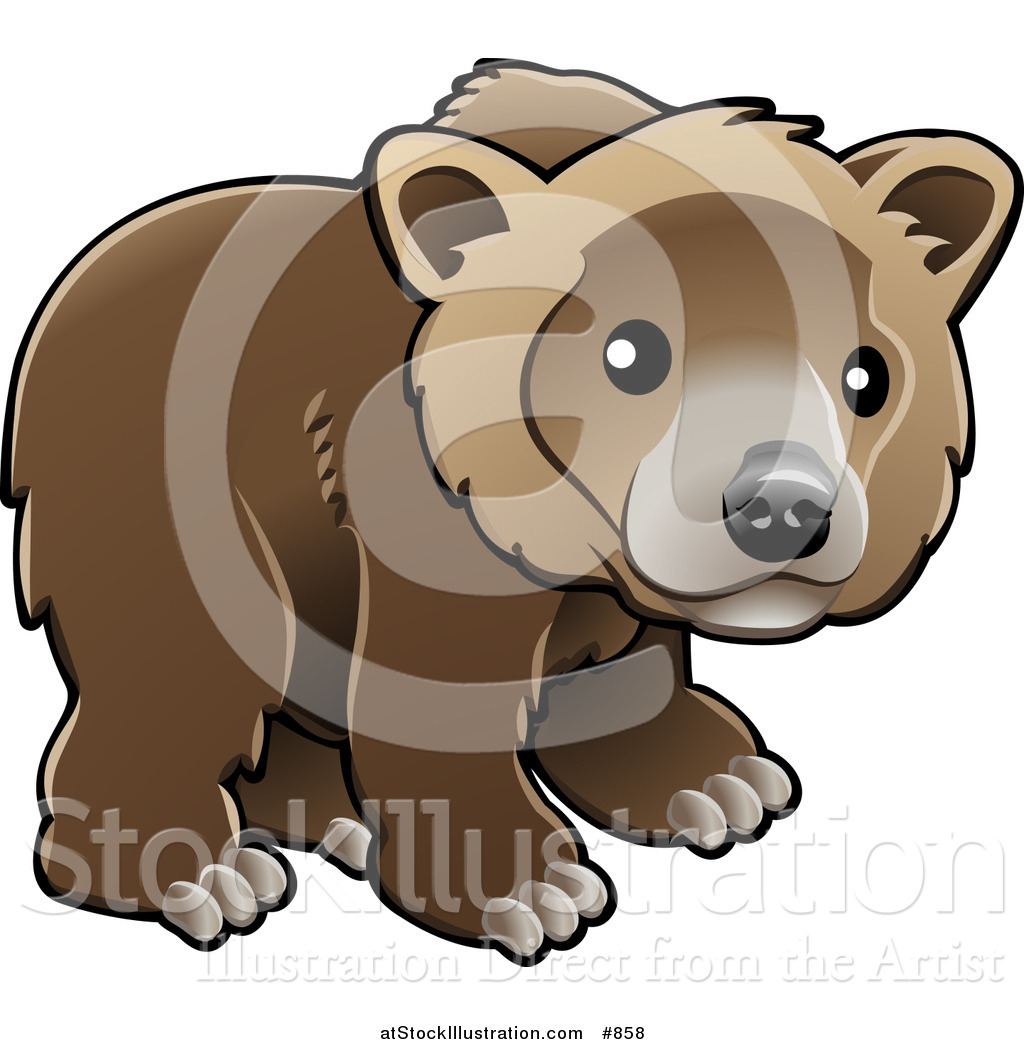 Kodiak Bear clipart #6, Download drawings
