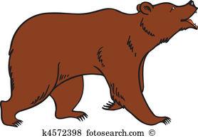 Kodiak Bear clipart #19, Download drawings