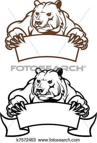 Kodiak Bear clipart #13, Download drawings
