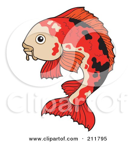 Koi Fish clipart #3, Download drawings