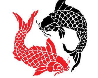 Koi Fish svg #20, Download drawings