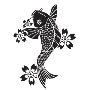 Koi Fish svg #19, Download drawings