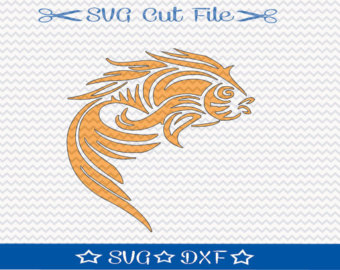 Koi Fish svg #10, Download drawings