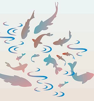 Koi Fish svg #11, Download drawings
