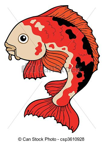 Koi clipart #13, Download drawings