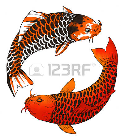 Koi clipart #10, Download drawings