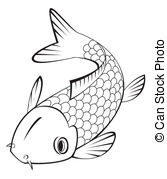 Koi clipart #14, Download drawings