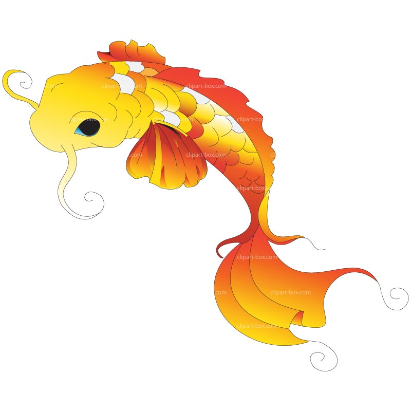 Koi Fish clipart #4, Download drawings