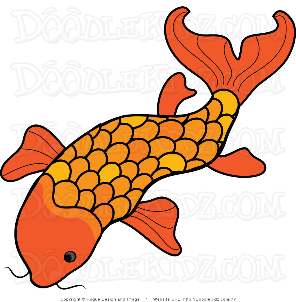 Koi clipart #16, Download drawings