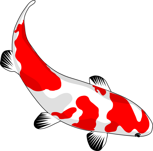 Koi Fish clipart #19, Download drawings