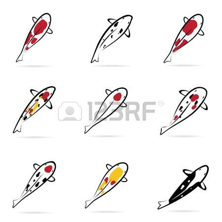 Koi Fish clipart #18, Download drawings
