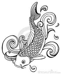 Koi Fish clipart #1, Download drawings