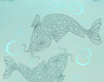 Koi Fish svg #6, Download drawings
